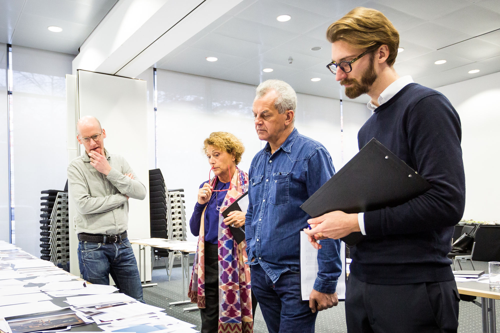 Jury meeting ICONIC AWARDS 2019: Innovative Interior